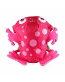 plecaczek wodoodporny little life swimpack frog pink