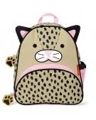 skip hop zoo plecak dla przedszkolaka zoo leopard