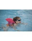 płetwa do pływania różowa