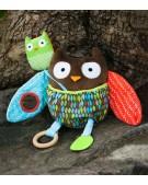 Skip hop hug&hide owl