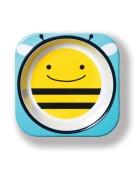 skip hop miska pszczółka