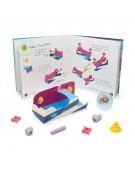 goldieblox tor przeszkód zabawka konstrukcyjna dla dziewczynki