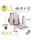 lassig torba do wózka green label