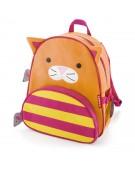 skip hop plecak dla przedszkolaka kot
