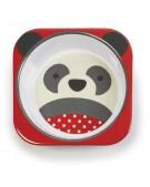 skip hop miska zoo panda