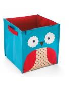 skip hop pudełko zoo sowa